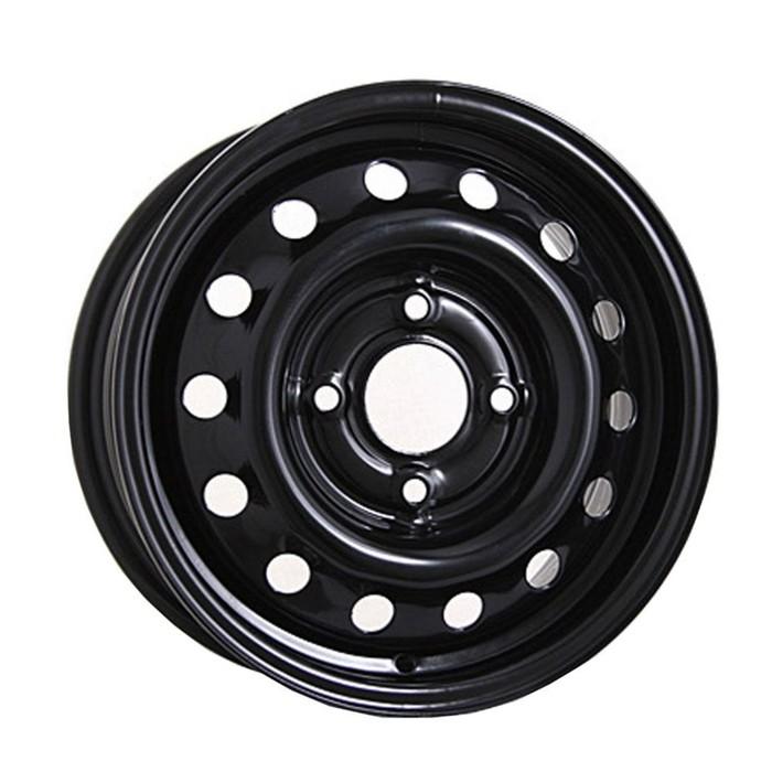 Диск Mefro 6,5x16 5x139,7 ET40 d108,5 Черный (У-160-06) УАЗ-31622