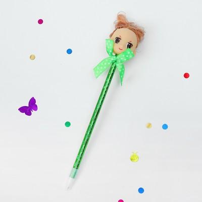 "Ручка ""Куколка"", цвета МИКС"
