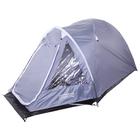 Палатка туристическая ARION 2-х местная, цвет серый