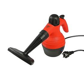Пароочиститель Гранд Мастер GM-VSC38, 900 Вт, 0,25 л, красный Ош
