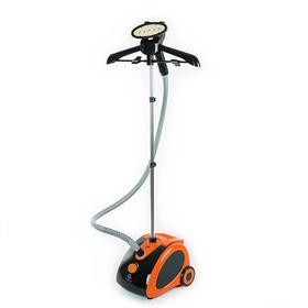 Отпариватель Гранд Мастер GM-A600, 1800 Вт, 2 л, черно-оранжевый Ош