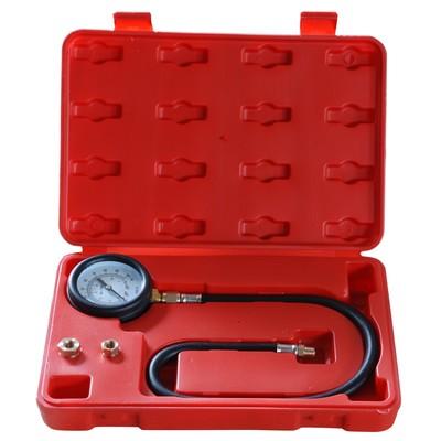 """Тестер давления масла AE&T MHR-A1019B, 0-100 PSI, адаптеры 1/8"""", 1/4"""", 3/8"""""""