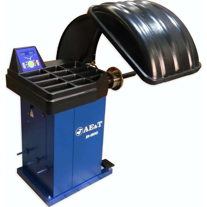 "Стенд балансировочный AE&T B-600, автоматический, d диска 9-28"", ширина 1.5-20"", до 70 кг"