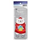 Наклейка для телефона «Зима‒пора чудес», 7 х 14 см