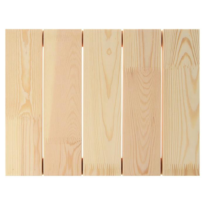 Планшет деревянный модульный с рейкой 30х40х2.7 см (толщина 18 мм) Школа художников