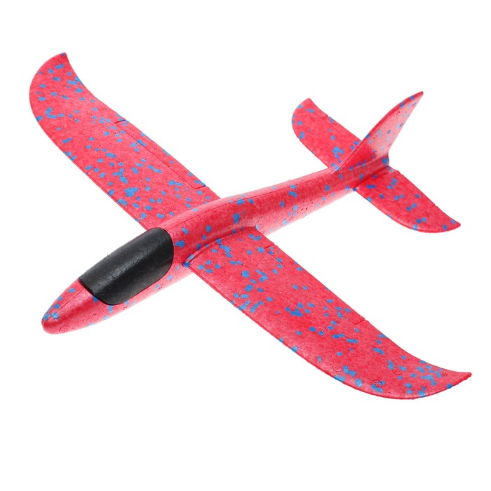 Самолёт «Запуск», цвет красный