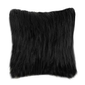 """Чехол на подушку Этель """"Будуар"""" черный, 40*40 см, 100% п/э"""
