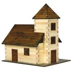 """Конструктор Walachia """"Церковь"""", 213 деталей"""