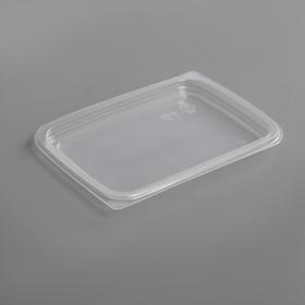 Крышка 'Южуралпак' для прямоугольного контейнера, 111х85х8мм Ош