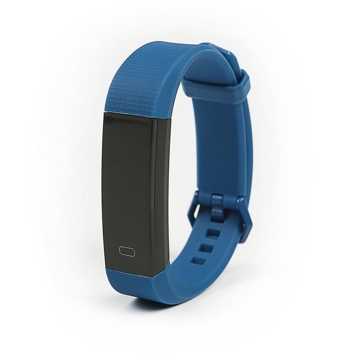 Фитнес-браслет Smarterra FitMaster 3, синий
