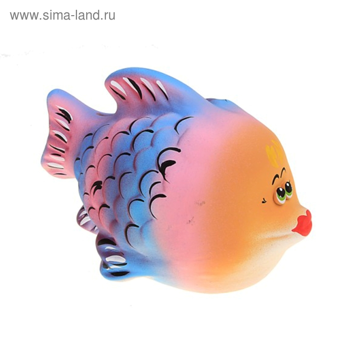 "Копилка ""Рыбка"" микс"