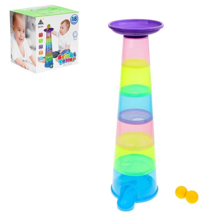 Развивающая игрушка «Волшебные шарики»