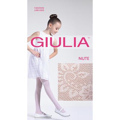 Детские колготки NUTE 04, 20 den, цвет белый (bianco), рост 140–146 см