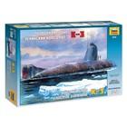 Сборная модель — подводная лодка «Ленинский комсомол»