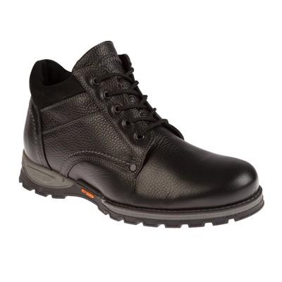 Ботинки мужские арт. 7637-01-03М (черный) (р. 42)