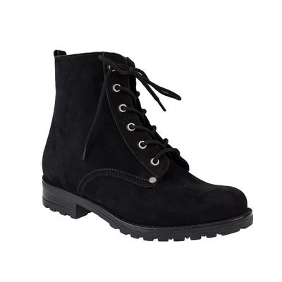 Ботинки женские арт. 6420-01-07Ш (черный) (р. 37)