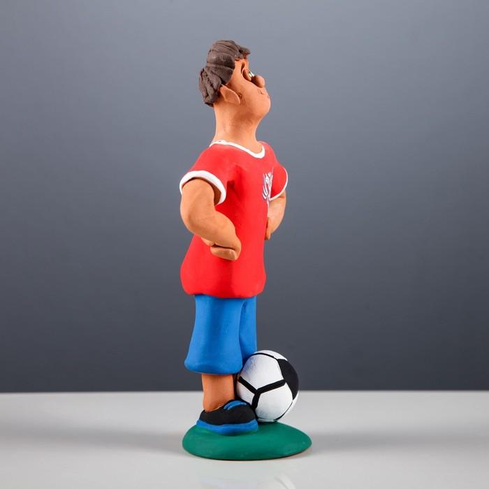 "Статуэтка ""Футболист"" микс - фото 370256755"