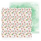 Бумага для скрапбукинга «Новогодние сладости», 30,5 × 30,5