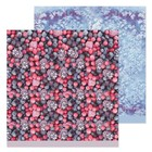 Бумага для скрапбукинга «Лесные ягоды», 30,5 × 30,5