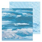 Бумага для скрапбукинга «Зимняя стужа», 30,5 × 30,5