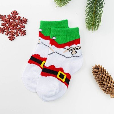 "Children's socks Collorista ""Joy"", 1-3 g, mahr, 80% CL., 17 p/e, 3% El."