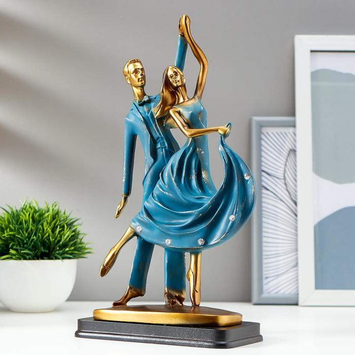 "Сувенир полистоун ""Танцующая пара"" 30,5х15,7х8,8 см"