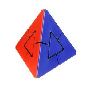 Игрушка механическая «Пирамидка», 8х9,5 см