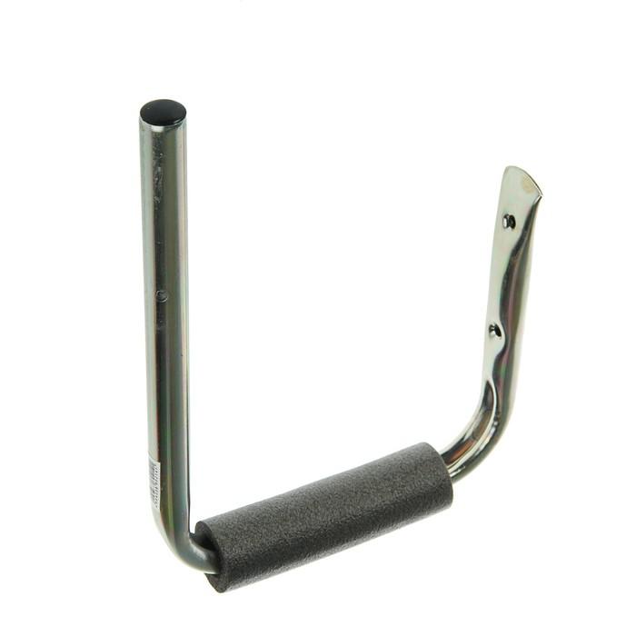 Крюк для сноуборда и серфинга, до 15  кг, d=18 мм, 180х200х270 мм
