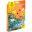 Пластилиновая мозайка Мульти-Пульти «В мире птиц» 251707