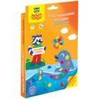 Пластилиновая мозайка Мульти-Пульти «Морские друзья» 251709