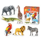 Макси-пазлы «Африканские животные»