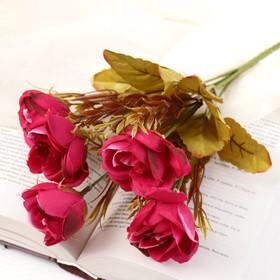 Букет 'Кустовая роза' 4*26 см, микс Ош