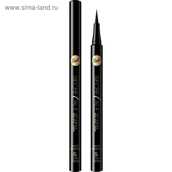 Подводка-фломастер стойкая Bell Secretale Intense Pen Eye Liner тон 01
