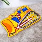 "Mat children's developing ""Small Builder"", 2 toys"