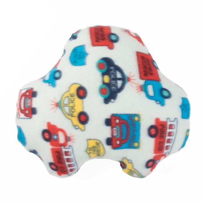 Подушка декоративная Автопарк 25х40 см, 100% п/э, синтепон 250 гр/м2