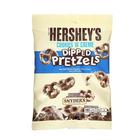 Печенье Hershey`s Cookies `N` Creme Dipped Pretzels 120г