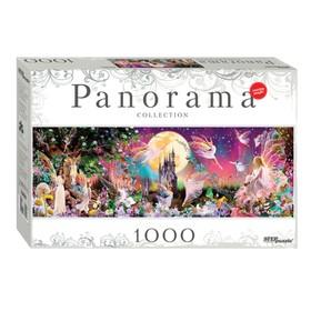 Пазлы «Танец фей» Panorama, 1000 элементов