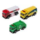 Игрушка Roadsterz грузовики городских служб, МИКС