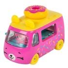 Машинка Cutie Car «Донат Экспресс»