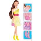 Игровой набор кукла Ася «Блестящий выход», 28 см, дизайн 2