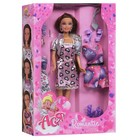 Игровой набор кукла Ася «Романтический стиль», 28 см, дизайн 2