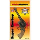 Пистолет Super Cowboy, 12-зарядный, 230 мм
