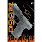 Пистолет «Специальный агент P99», 25-зарядный, 180 мм