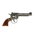 Пистолет «Sheriff antique», 100-зарядный, 17,5 см, упаковка-короб
