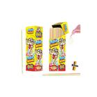 Конфета Johny Bee Dr.Lab Straws (доктор, трубочки) 7,5г