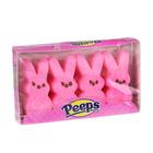 Зефир Peeps Marshmallow Bunnies (розовые зайцы) 31г