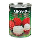 "Lychee in syrup ""AROY-D"" 0,565 kg, W/W"