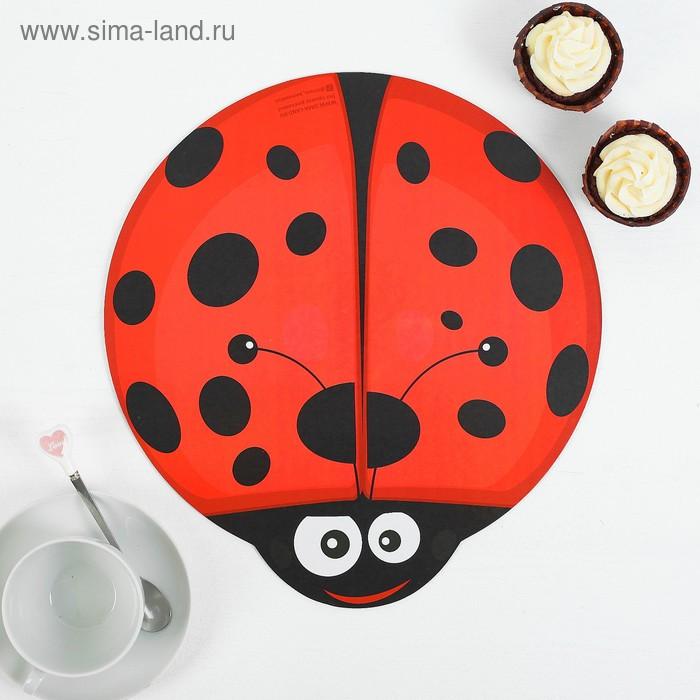 "Stand cake ""ladybug"""
