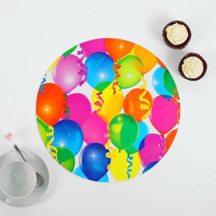 Подставка для торта «Шарики»