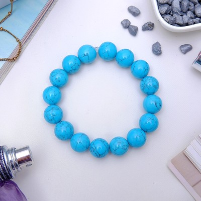 Bracelet ball No. 12 Turquoise